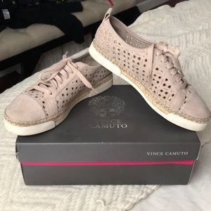 Used Vince Camuto Espadrille Sneakers